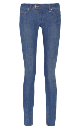 ÉTOILE ISABEL MARANT Keefe mid-rise skinny jeans $54 Original price $270 80% off