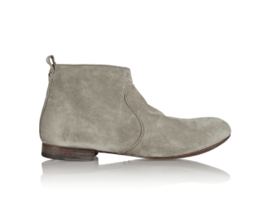 FIORENTINI & BAKER Set suede ankle boots $106 Original price $530 80% off