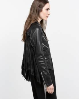 FRINGE LEXINGTON jacket, New Spring Collection $745
